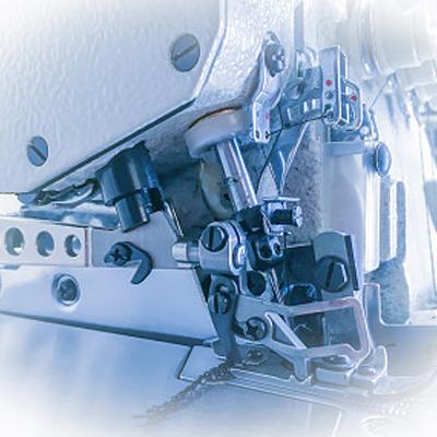Tööstuslike õmblusmasinate peamised klassifikaatorid