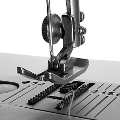 Õmblusmasinate tööstuse ületamatu brändiarendus